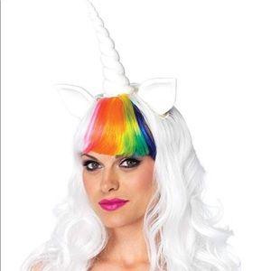 Leg Avenue Unicorn Wig Tail One Size